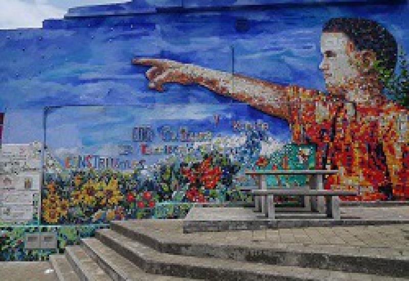 Tour Graffiti Medellin
